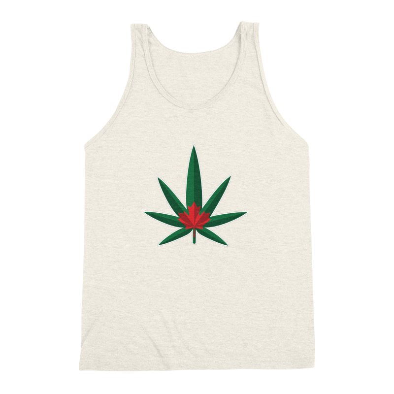 1017 is the new 420 Men's Triblend Tank by Dean Cole Design