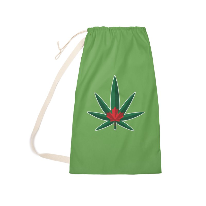 1017 is the new 420 Accessories Laundry Bag Bag by Dean Cole Design