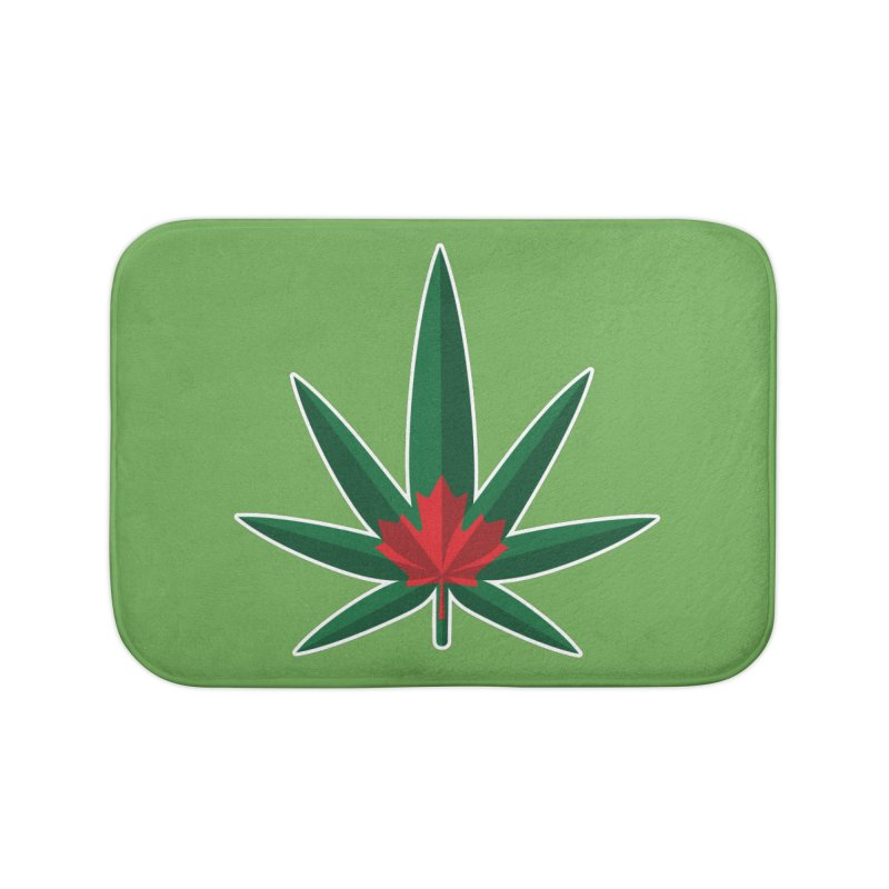 1017 is the new 420 Home Bath Mat by Dean Cole Design