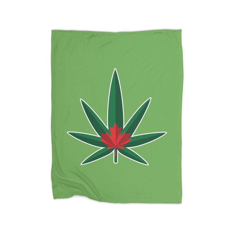 1017 is the new 420 Home Fleece Blanket Blanket by Dean Cole Design