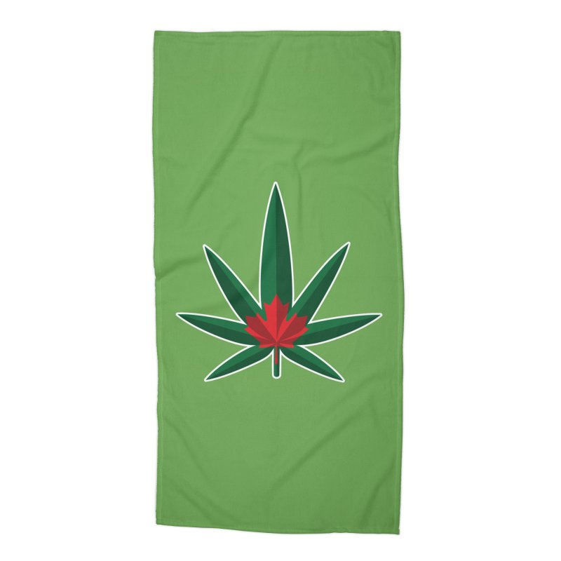 1017 is the new 420 Accessories Beach Towel by Dean Cole Design
