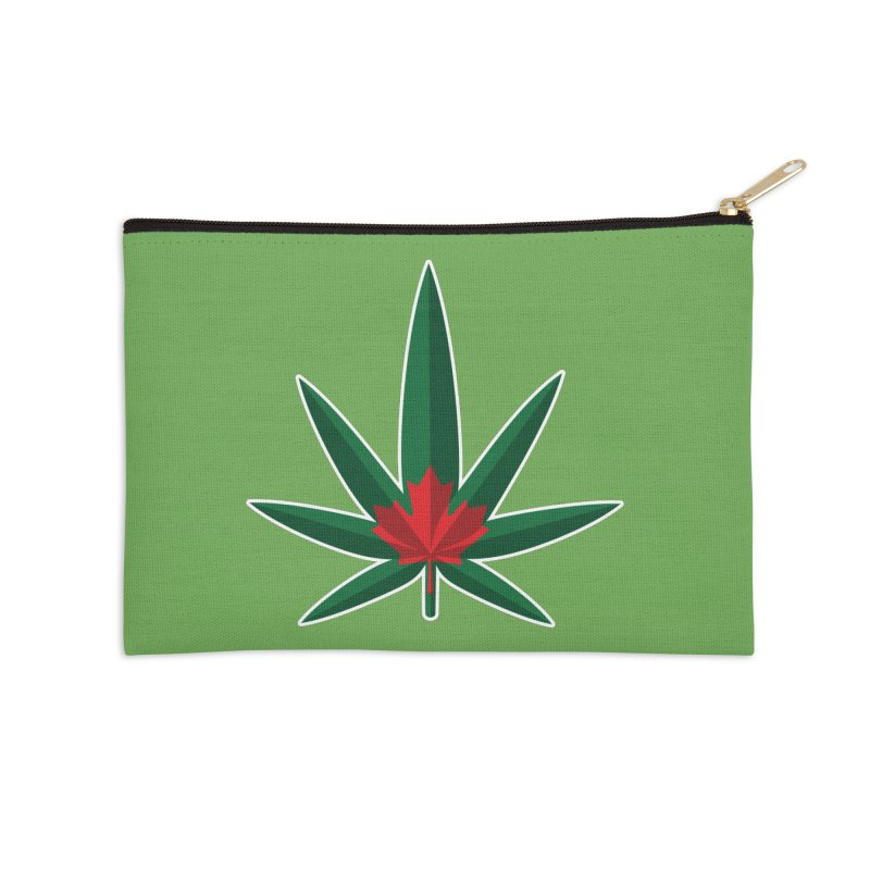 1017 is the new 420 Accessories Zip Pouch by Dean Cole Design