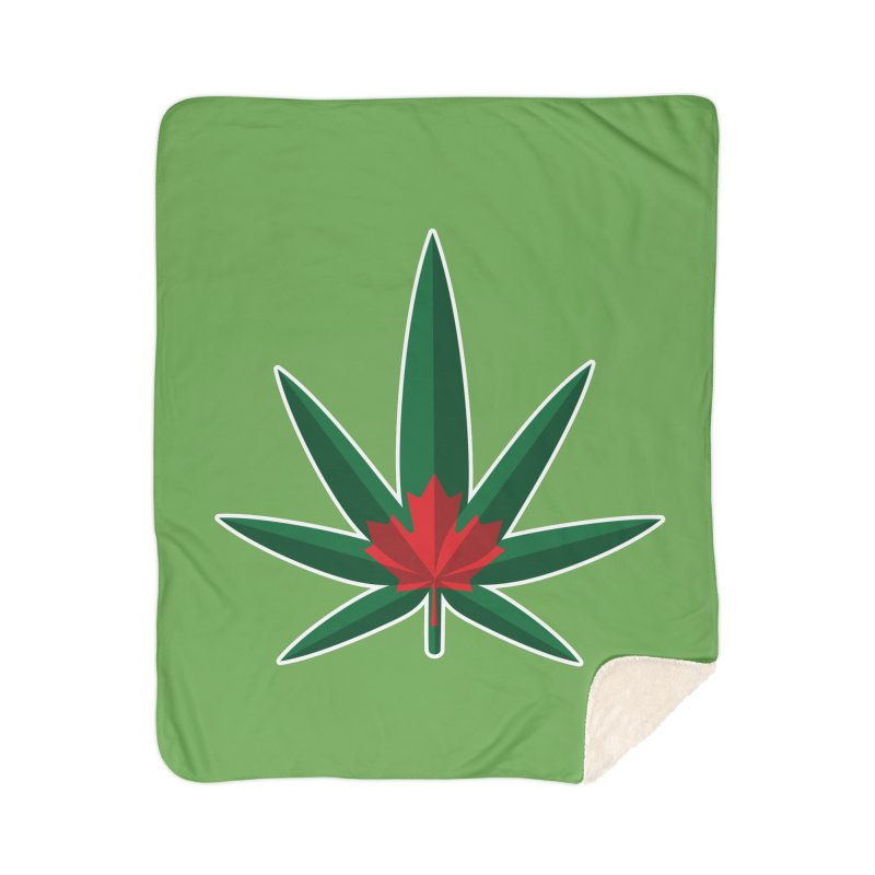 1017 is the new 420 Home Sherpa Blanket Blanket by Dean Cole Design