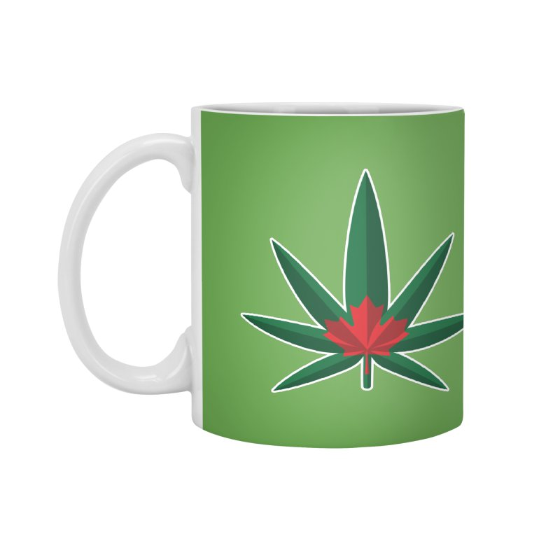 1017 is the new 420 Accessories Mug by Dean Cole Design