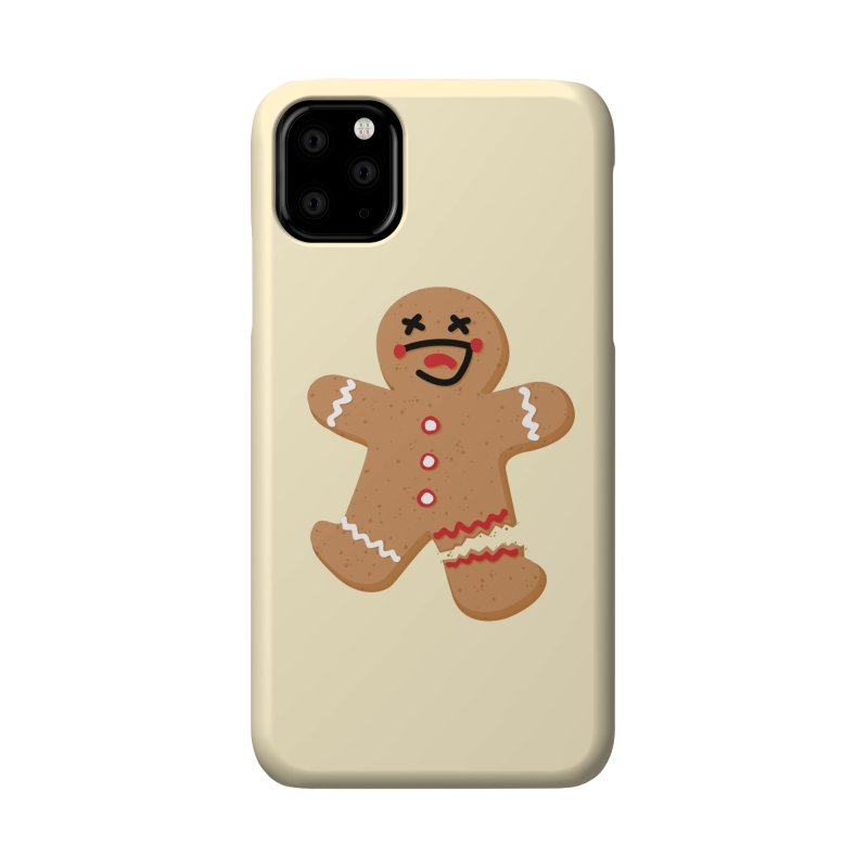 Gingerbread - Oh Snap! Accessories Phone Case by Dean Cole Design