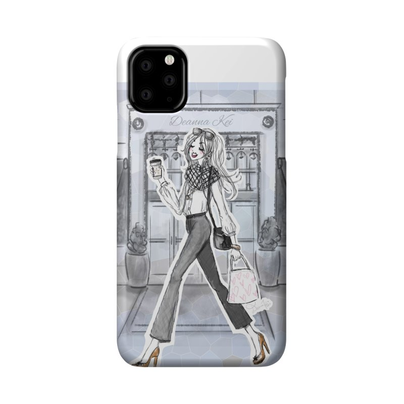 NYC Style Accessories Phone Case by Deanna Kei's Artist Shop