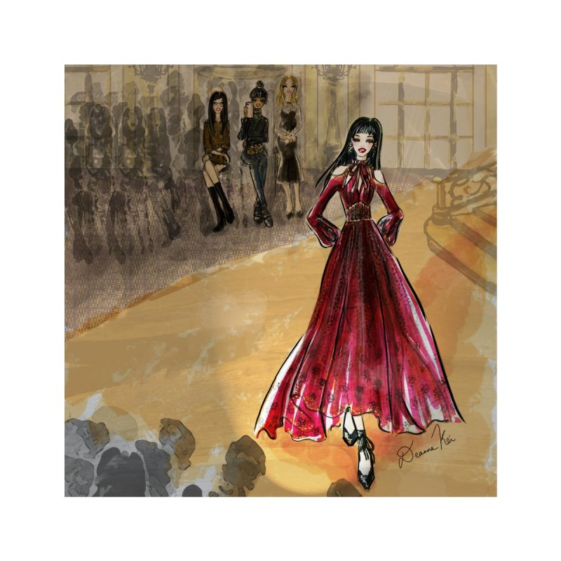Fashion Week Runway by Deanna Kei's Artist Shop