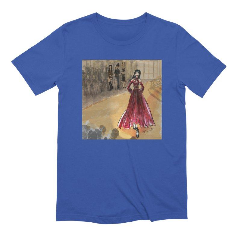 Fashion Week Runway Men's Extra Soft T-Shirt by Deanna Kei's Artist Shop