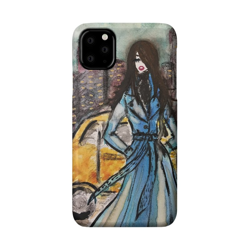 Big City Vibes Accessories Phone Case by Deanna Kei's Artist Shop