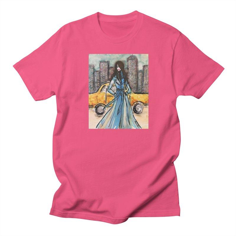 Big City Vibes Women's Regular Unisex T-Shirt by Deanna Kei's Artist Shop