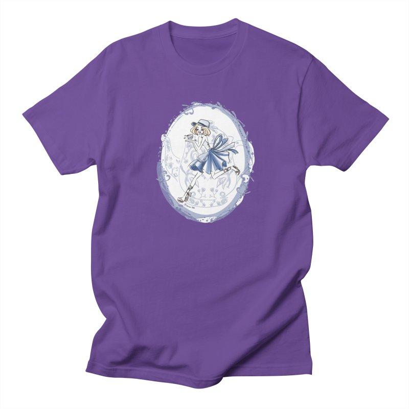 Springtime Tea Party Women's Regular Unisex T-Shirt by Deanna Kei's Artist Shop