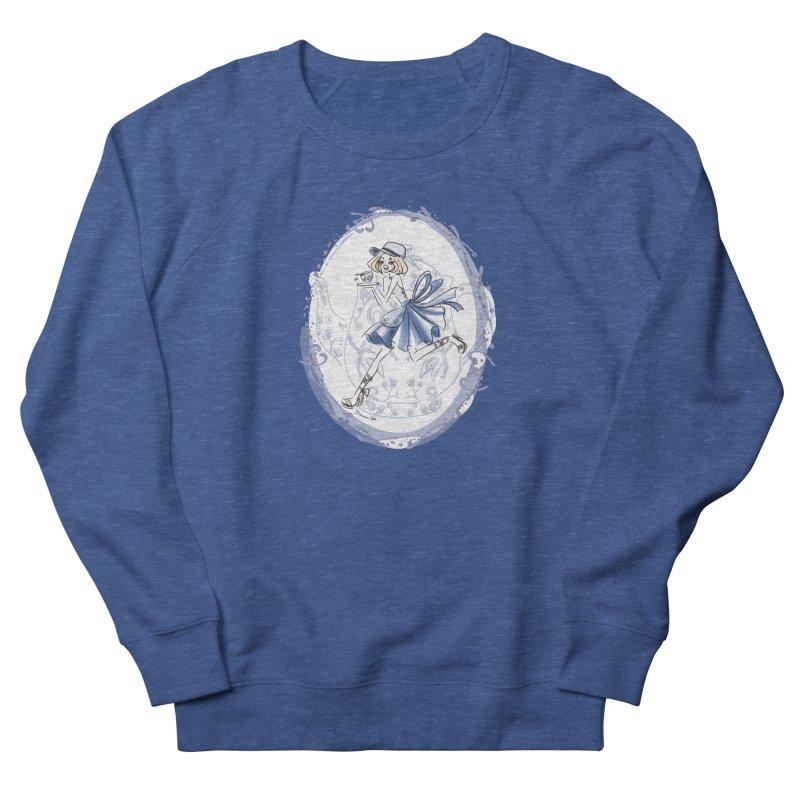 Springtime Tea Party Men's Sweatshirt by Deanna Kei's Artist Shop