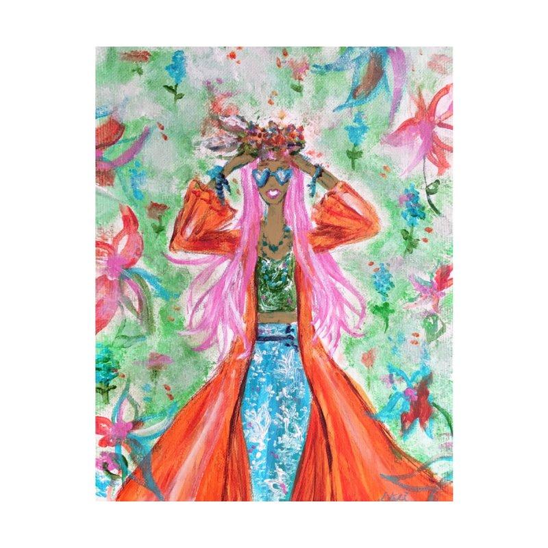 Spring Flower Girl Accessories Bag by Deanna Kei's Artist Shop