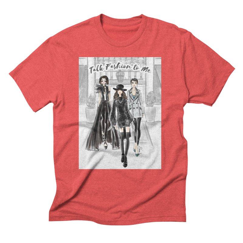 Cool Girl Crew Men's T-Shirt by Deanna Kei's Artist Shop