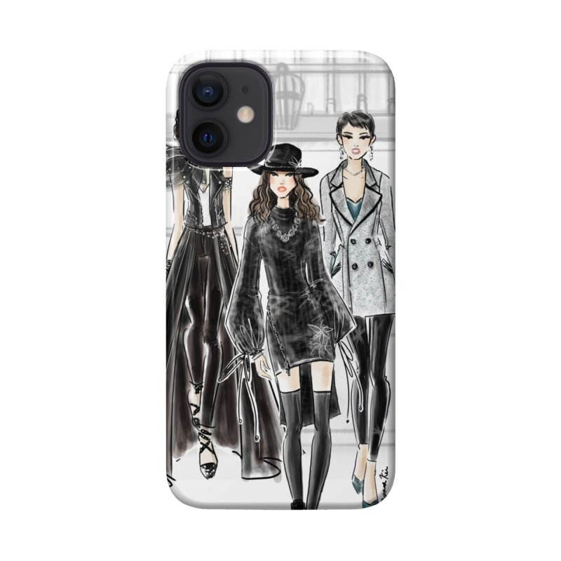 Cool Girl Crew Accessories Phone Case by Deanna Kei's Artist Shop