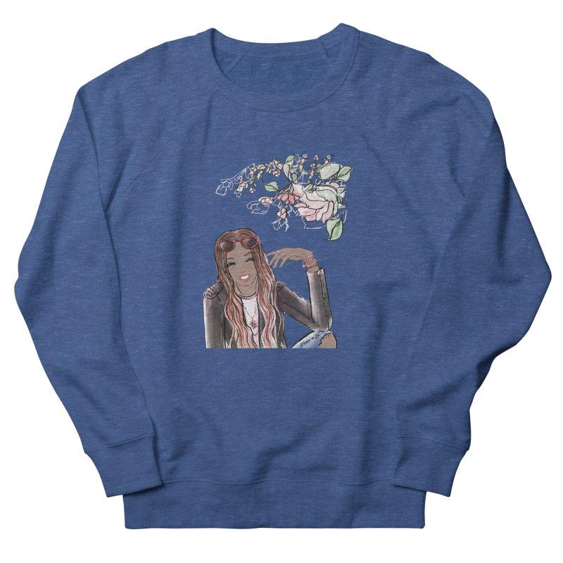 Jewelry Girl Men's Sweatshirt by Deanna Kei's Artist Shop