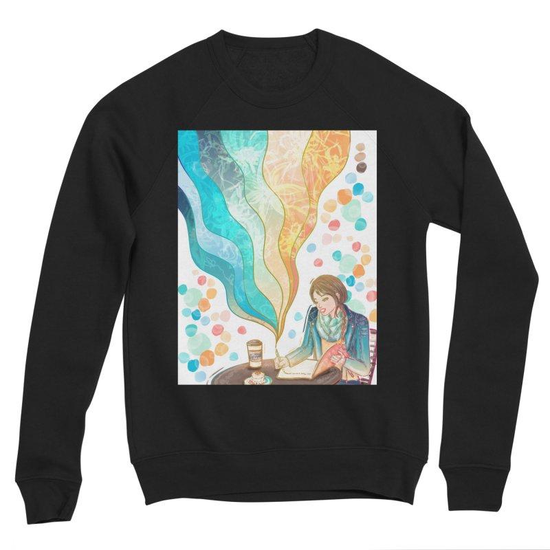 Dream It Men's Sweatshirt by Deanna Kei's Artist Shop