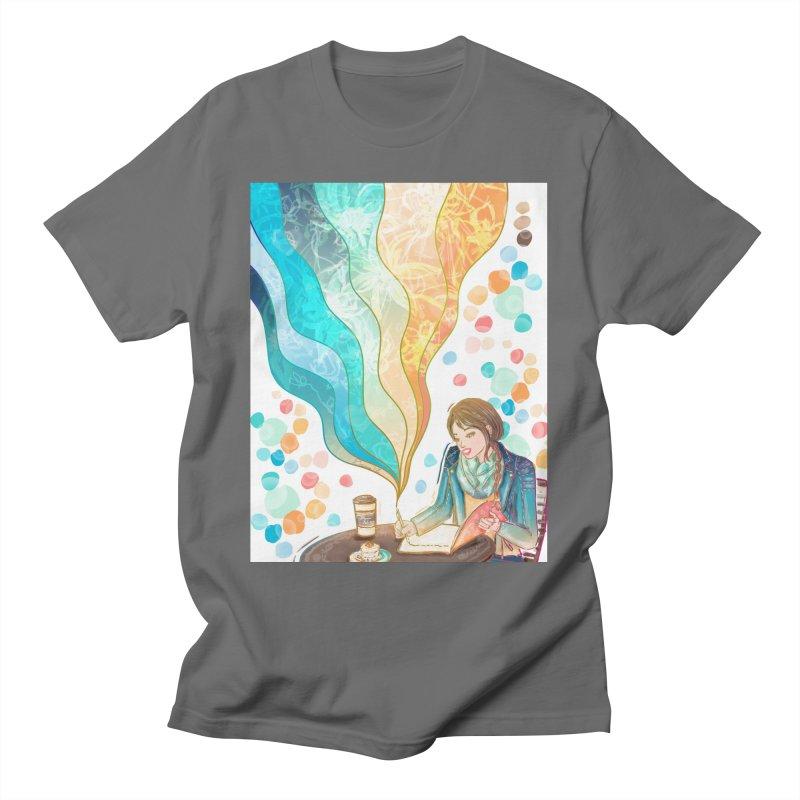 Dream It Men's T-Shirt by Deanna Kei's Artist Shop