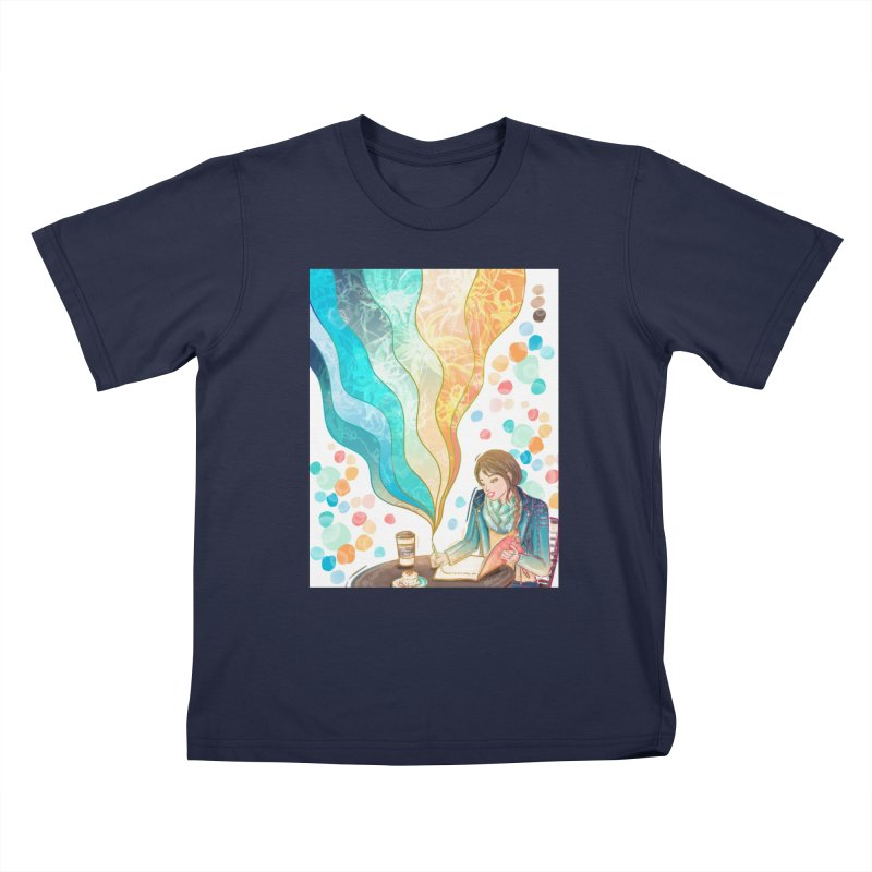 Dream It Kids T-Shirt by Deanna Kei's Artist Shop