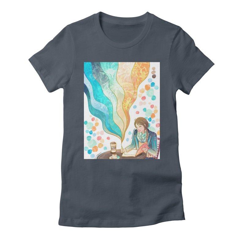 Dream It Women's T-Shirt by Deanna Kei's Artist Shop