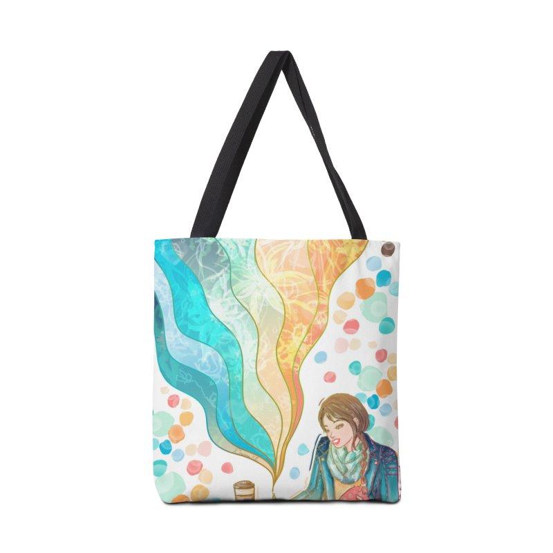 Dream It Accessories Bag by Deanna Kei's Artist Shop