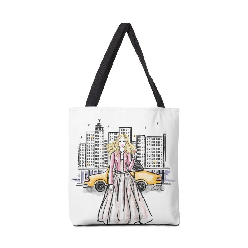 Carrie New York City Accessories Bag by Deanna Kei's Artist Shop