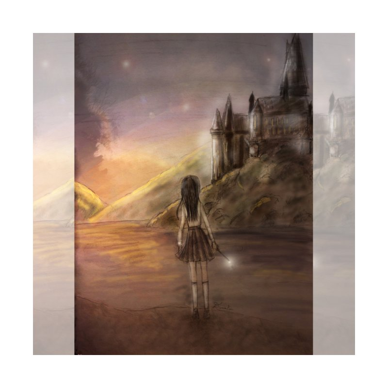 Hogwarts Is Our Home Home Tapestry by Deanna Kei's Artist Shop