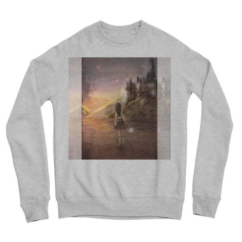 Hogwarts Is Our Home Women's Sponge Fleece Sweatshirt by Deanna Kei's Artist Shop