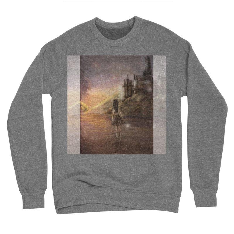 Hogwarts Is Our Home Men's Sponge Fleece Sweatshirt by deannakei's Artist Shop