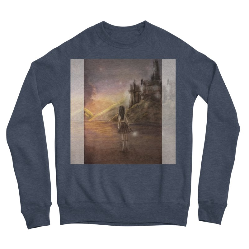 Hogwarts Is Our Home Men's Sponge Fleece Sweatshirt by Deanna Kei's Artist Shop