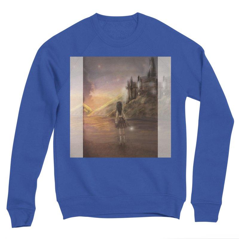 Hogwarts Is Our Home Women's Sponge Fleece Sweatshirt by Deanna Kei's Artist Shop