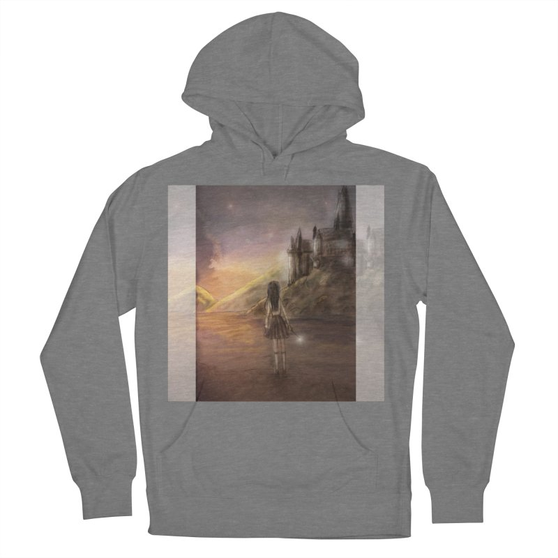 Hogwarts Is Our Home Women's Pullover Hoody by Deanna Kei's Artist Shop