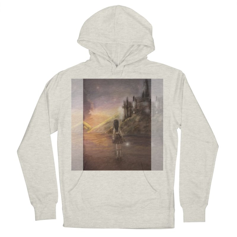 Hogwarts Is Our Home Women's French Terry Pullover Hoody by deannakei's Artist Shop