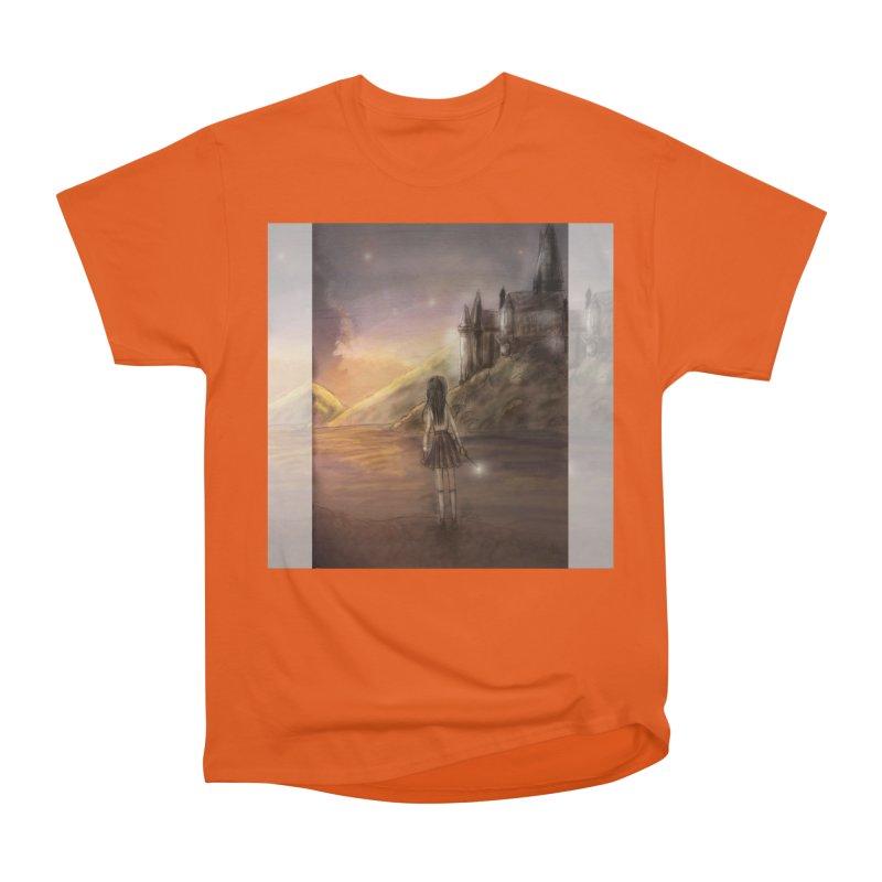 Hogwarts Is Our Home Men's T-Shirt by Deanna Kei's Artist Shop