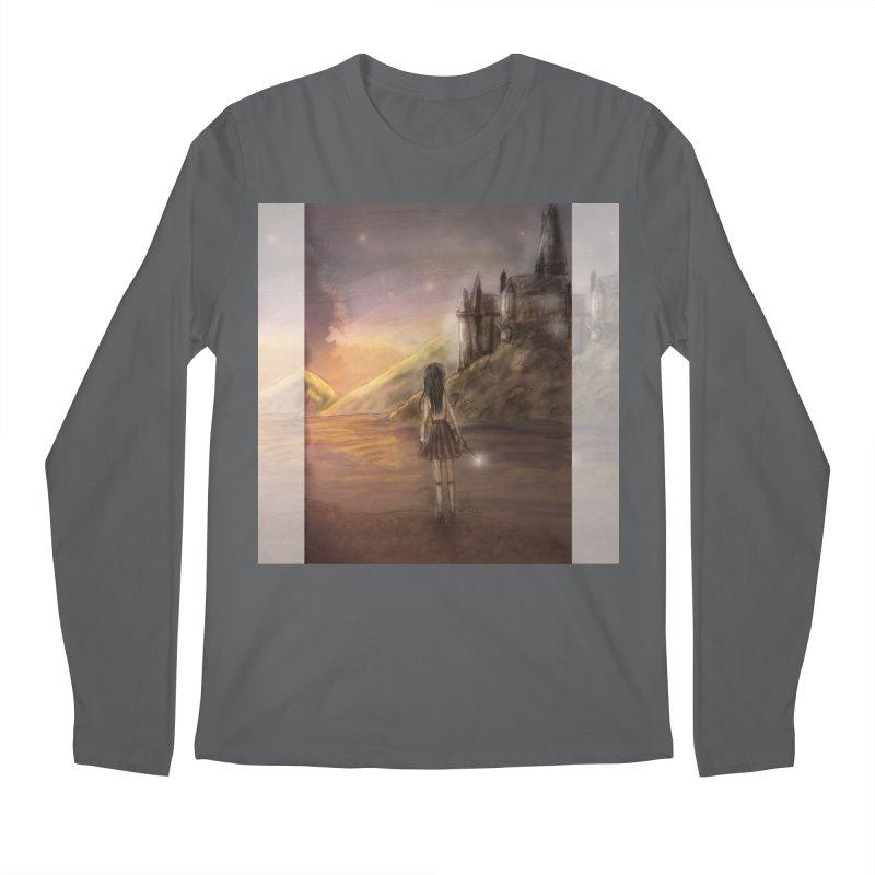 Hogwarts Is Our Home Men's Longsleeve T-Shirt by Deanna Kei's Artist Shop