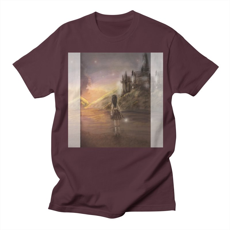 Hogwarts Is Our Home Men's T-Shirt by Deanna Kei's Artist Shop