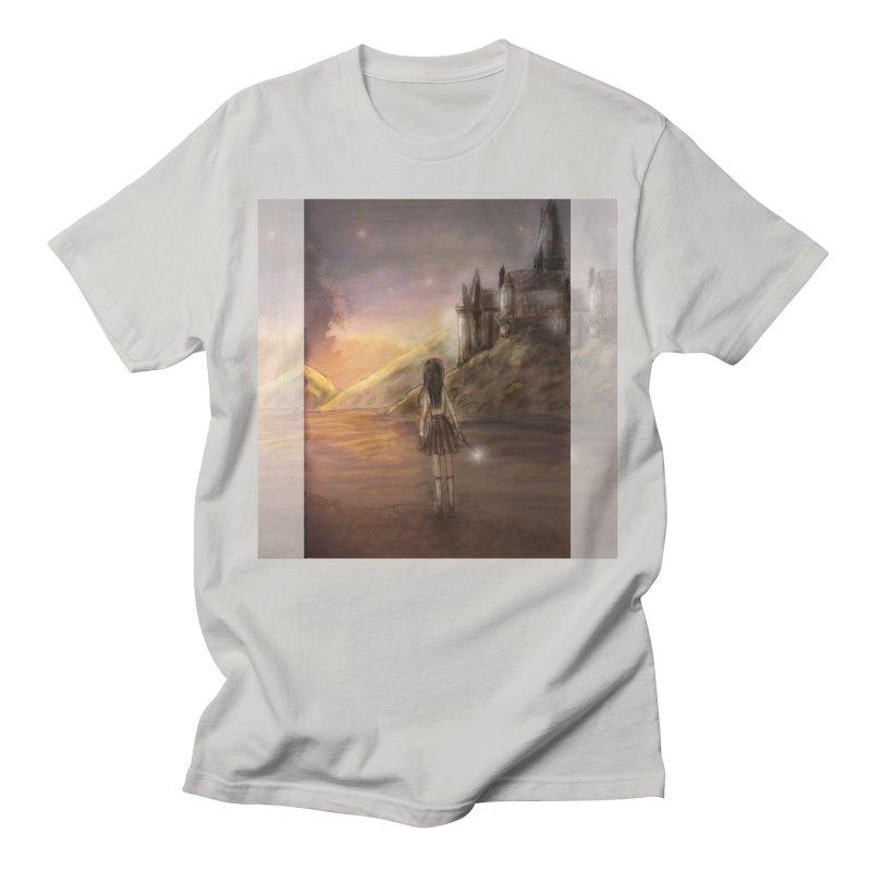 Hogwarts Is Our Home Women's Regular Unisex T-Shirt by Deanna Kei's Artist Shop