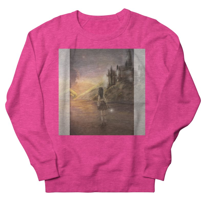 Hogwarts Is Our Home Men's French Terry Sweatshirt by deannakei's Artist Shop