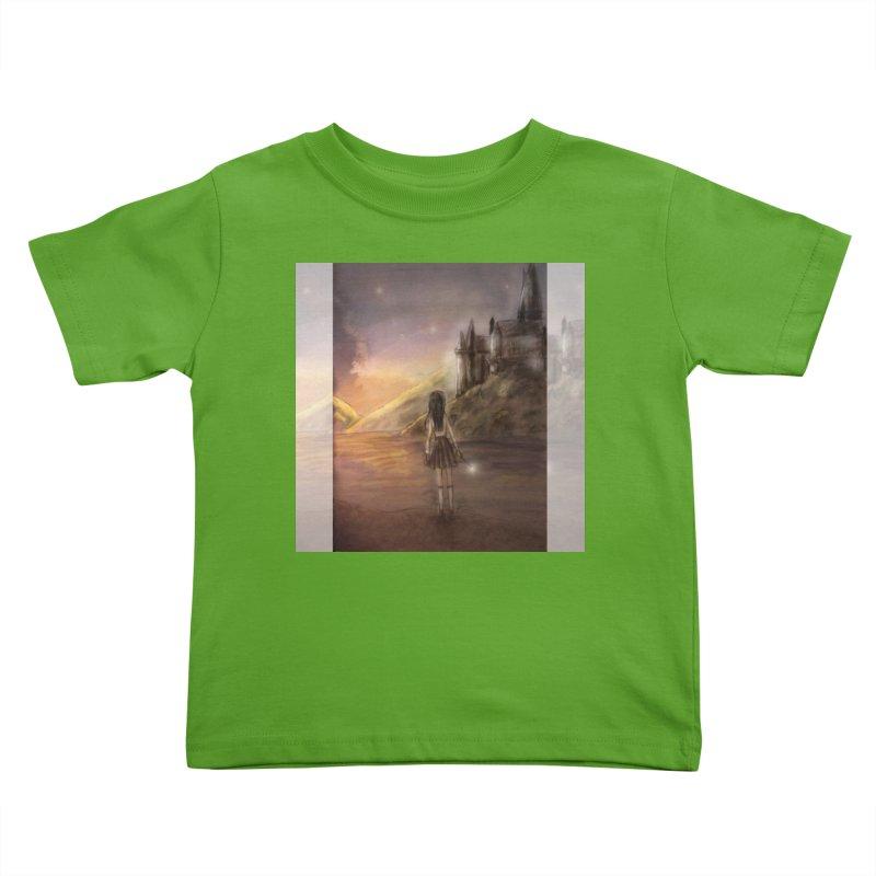Hogwarts Is Our Home Kids Toddler T-Shirt by Deanna Kei's Artist Shop