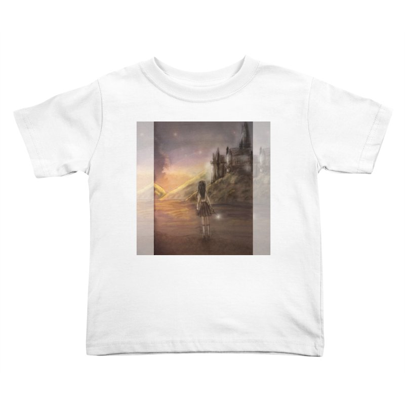 Hogwarts Is Our Home Kids Toddler T-Shirt by deannakei's Artist Shop