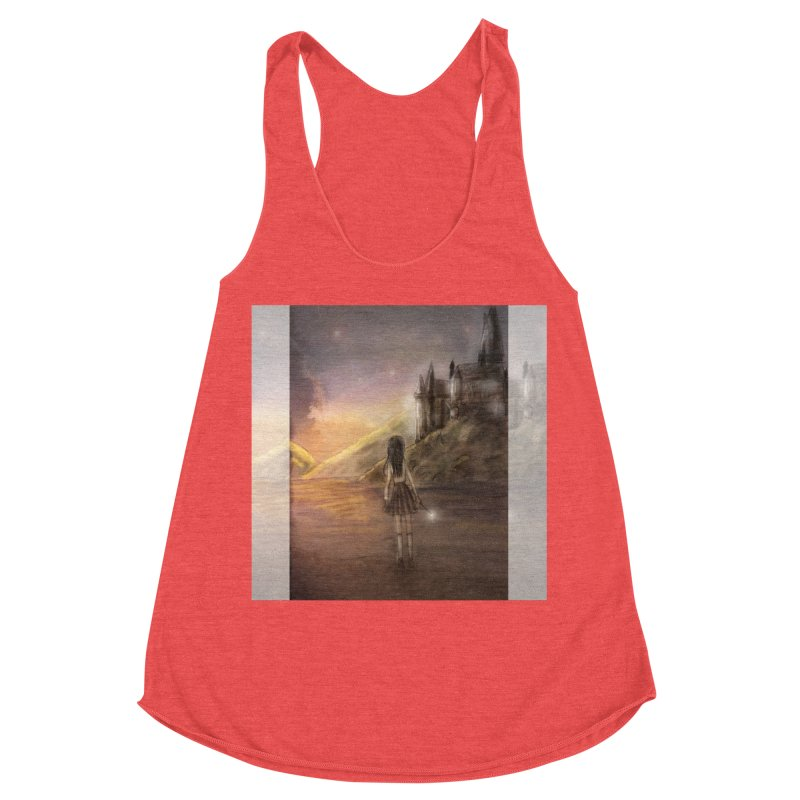 Hogwarts Is Our Home Women's Tank by Deanna Kei's Artist Shop
