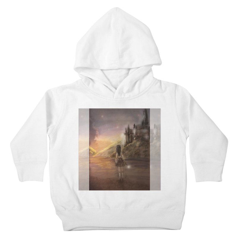 Hogwarts Is Our Home Kids Toddler Pullover Hoody by deannakei's Artist Shop