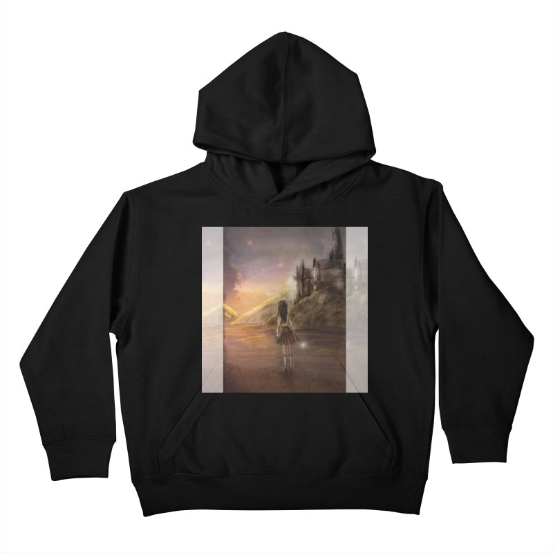 Hogwarts Is Our Home Kids Pullover Hoody by deannakei's Artist Shop