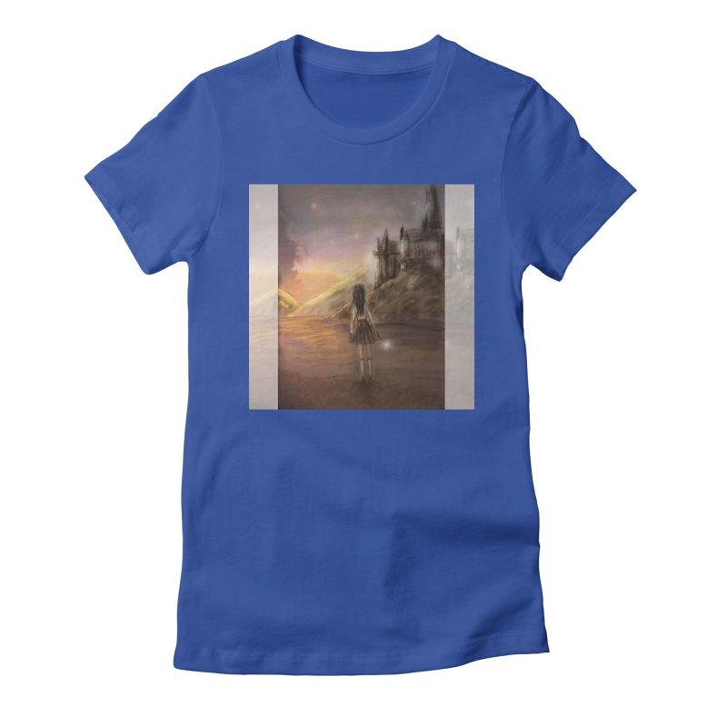 Hogwarts Is Our Home Women's T-Shirt by Deanna Kei's Artist Shop
