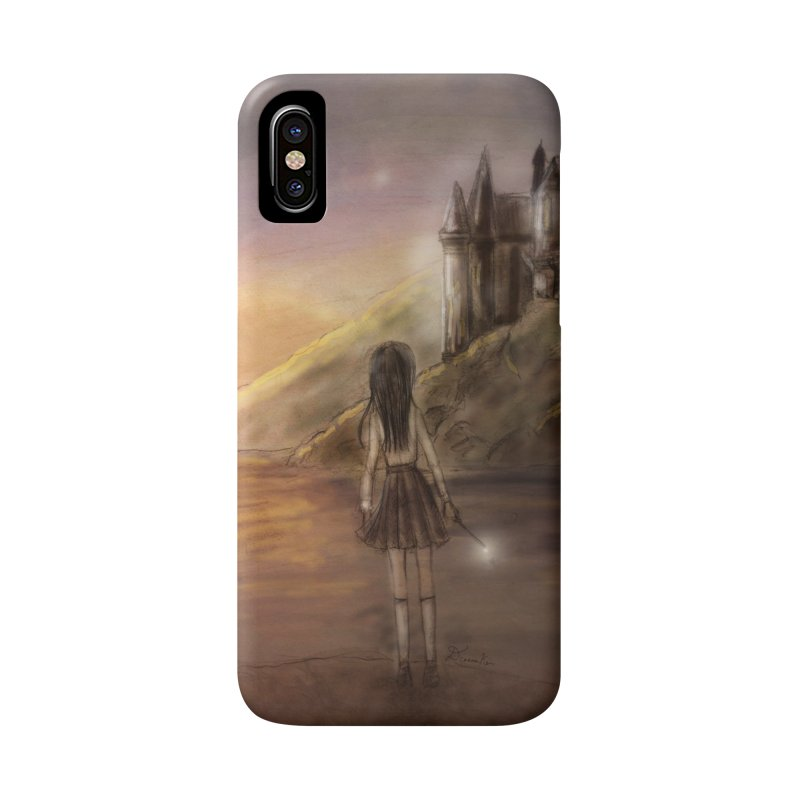 Hogwarts Is Our Home Accessories Phone Case by deannakei's Artist Shop