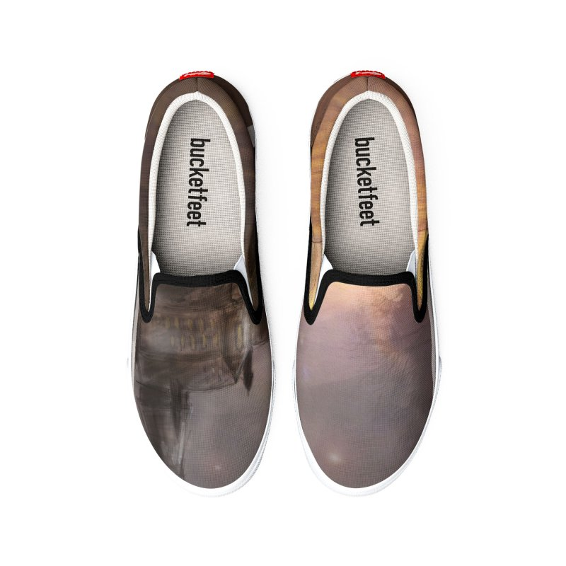 Hogwarts Is Our Home Women's Shoes by Deanna Kei's Artist Shop