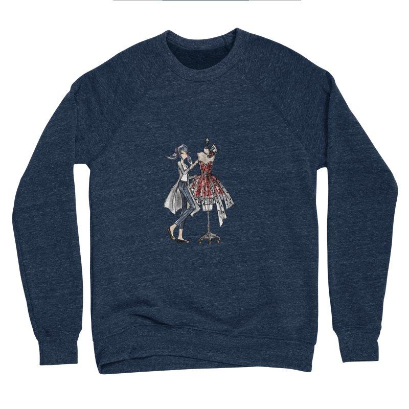 Ladybug Fashion Men's Sponge Fleece Sweatshirt by deannakei's Artist Shop