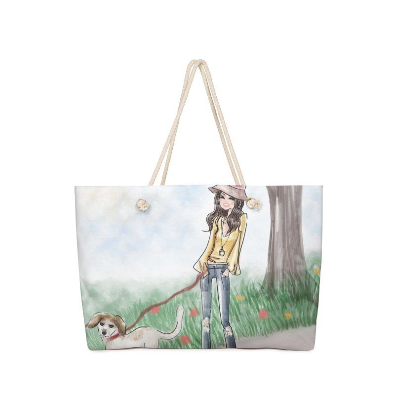 A walk in the Park Accessories Bag by deannakei's Artist Shop