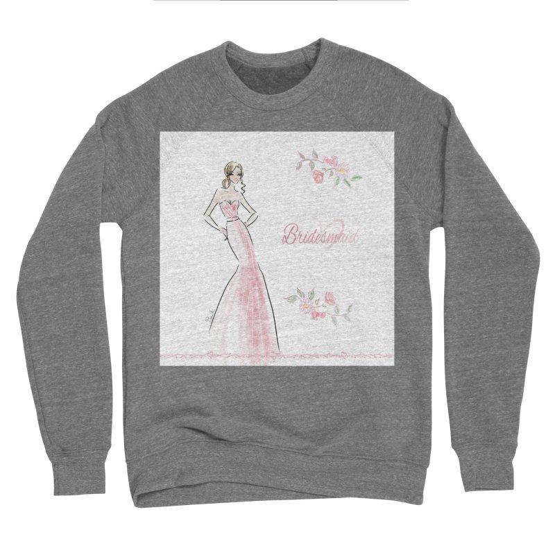 Bridesmaid - Pink - 2 Women's Sweatshirt by Deanna Kei's Artist Shop