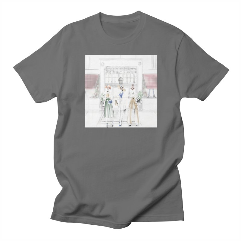 5th Avenue Girls Women's T-Shirt by deannakei's Artist Shop